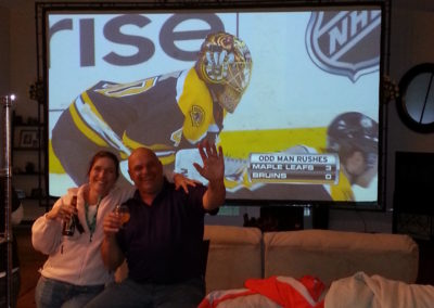 Bruins on the Big Screen